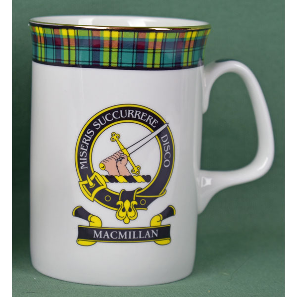 MacMillan Clan Mug