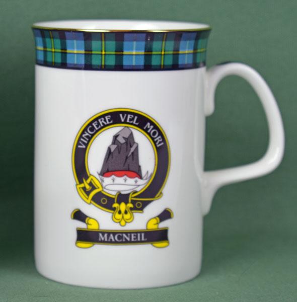 MacNeil Clan Mug