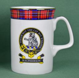 MacPherson Clan Mug