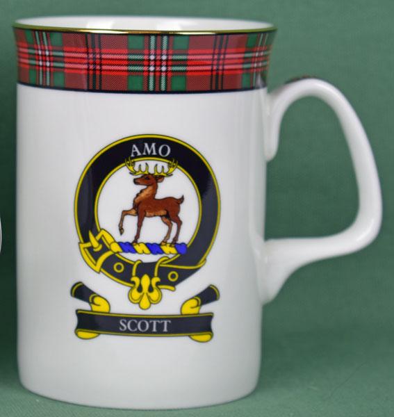 Scott Clan Mug