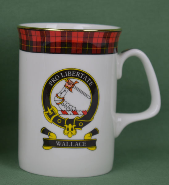 Wallace Clan Mug