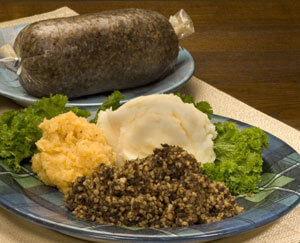 SALE Vegetarian Haggis - 1 lb log
