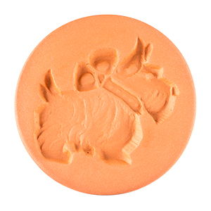 Scottie Cookie Stamp 2