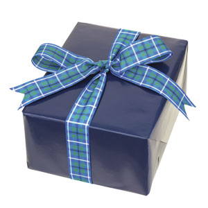 Gift Wrap - Give your package a Scottish touch