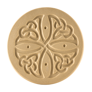 Celtic Cross Cookie Stamp 3