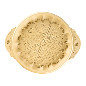 Celtic Spring Shortbread Mold