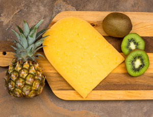 Connage Gouda Cheese - 7 ounce wedge