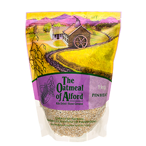 SOLD OUT Pinhead Oatmeal from Alford - Organic & Gluten Free