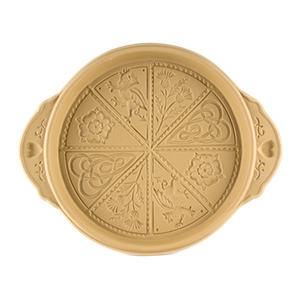 British Isles Shortbread Mold
