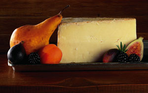 SOLD OUT Isle of Mull Farmhouse Cheese Wedge - 8.8 oz.