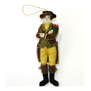 Robert Burns Ornament