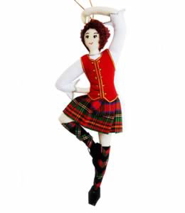 highland dancer scottish ornament scottishgourmetusa #0: 624 709 large