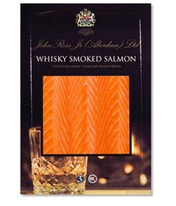 Whisky Smoked Salmon - Balvenie