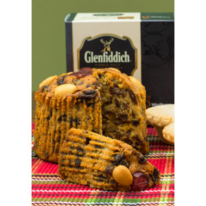Glenfiddich Whisky Cake