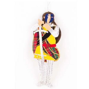 William Wallace Ornament