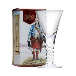 Jacobite Dram Glass