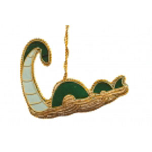 Loch Ness Monster Ornament