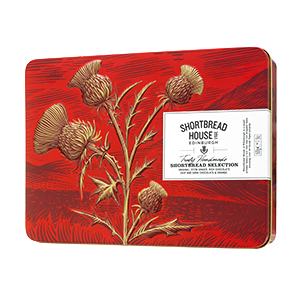 Shortbread Finger Selection Tin