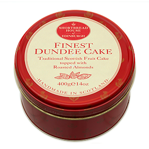 Small Dundee Cake