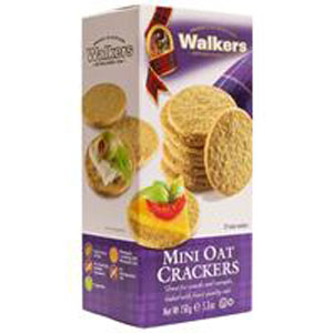 Mini Oat Crackers from Walkers