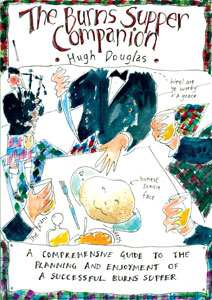 SOLD OUT Burns Supper Companion by Hugh Douglas