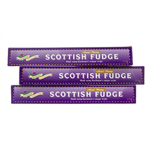 Scottish Fudge - three sticks