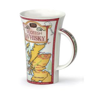 SOLD OUT Scottish Whisky Oversized Bone China Mug