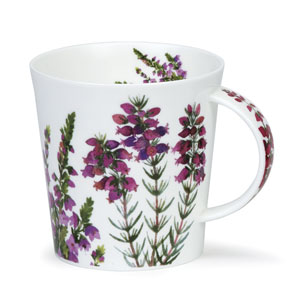 Scottish Heather Bone China Mug