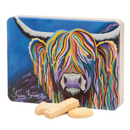 Billy McCoo Assorted Shortbread Tin