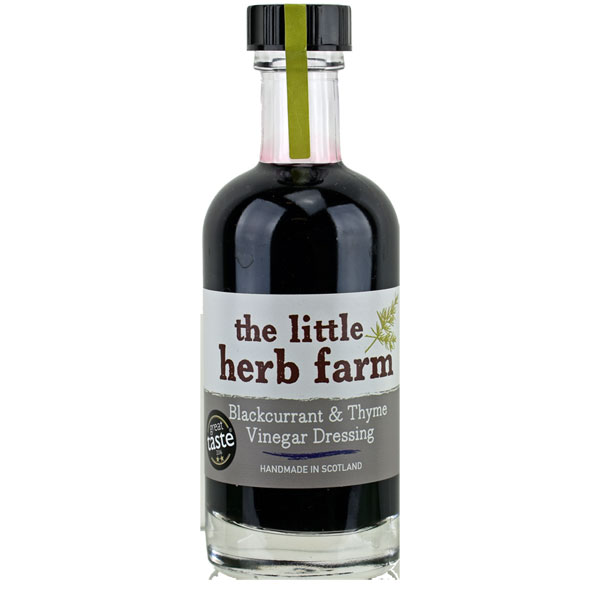 Blackcurrant & Thyme Vinegar Dressing 3.4 oz.