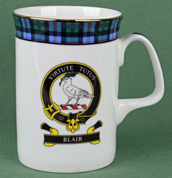 Blair Clan Mug