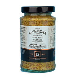 SOLD OUT Bowmore Whisky Mustard