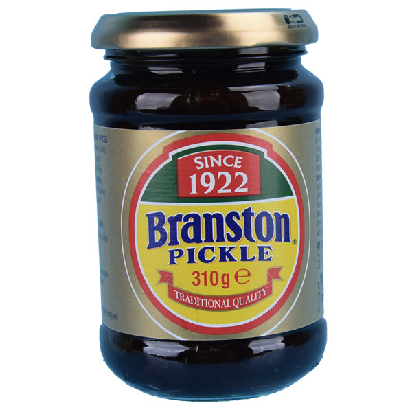 Branston Pickle 12.6 oz. jar