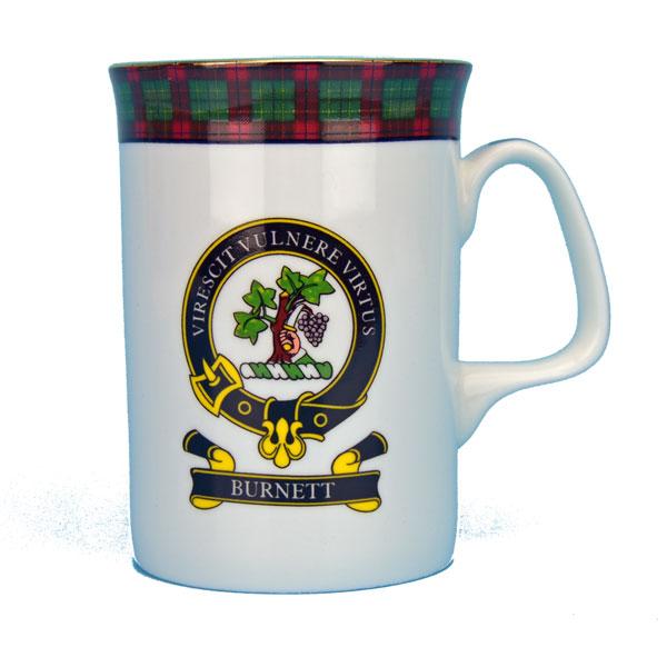Burnett Clan Mug
