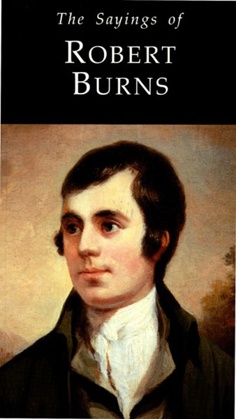The Sayings of Robert Burns
