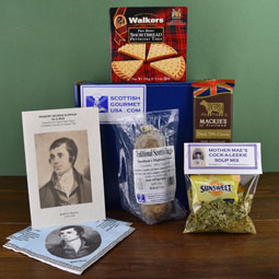 Burns Supper Box 2021