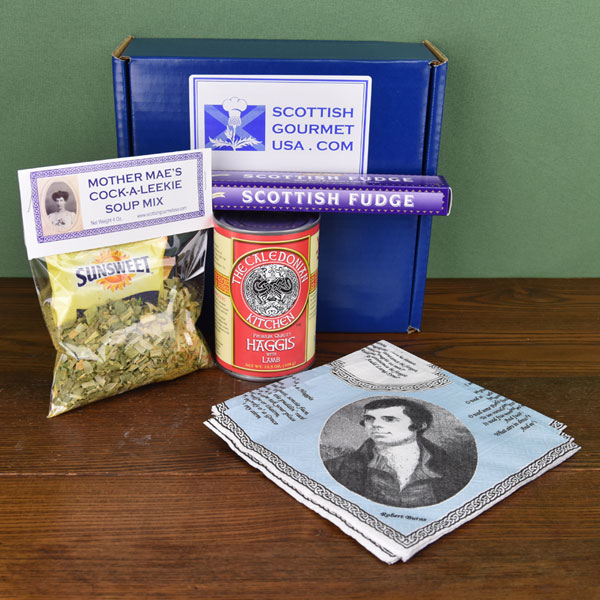Burns Supper for Two 2021