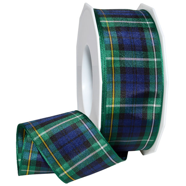 SALE Campbell Tartan Ribbon