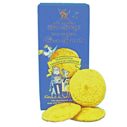 Isle of Mull Cheese Biscuits