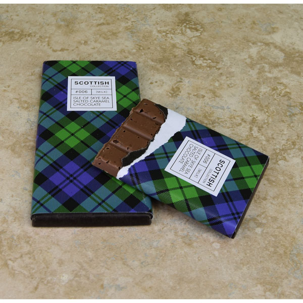 SALE Isle of Skye Sea Salted Caramel Chocolate Bar