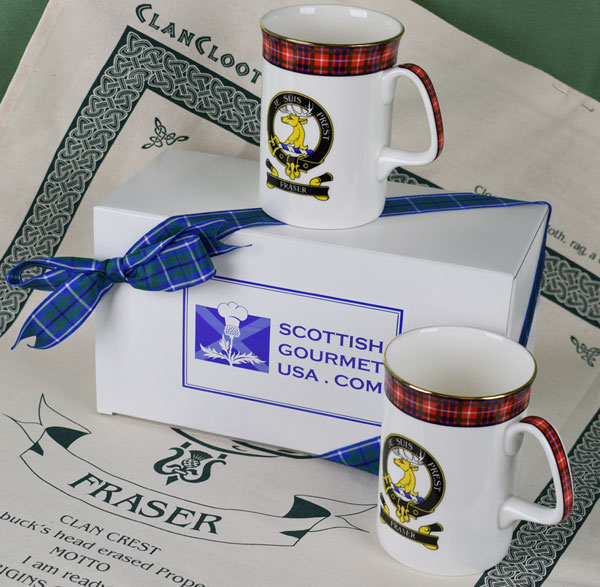 MacDougall Clan Gift Box