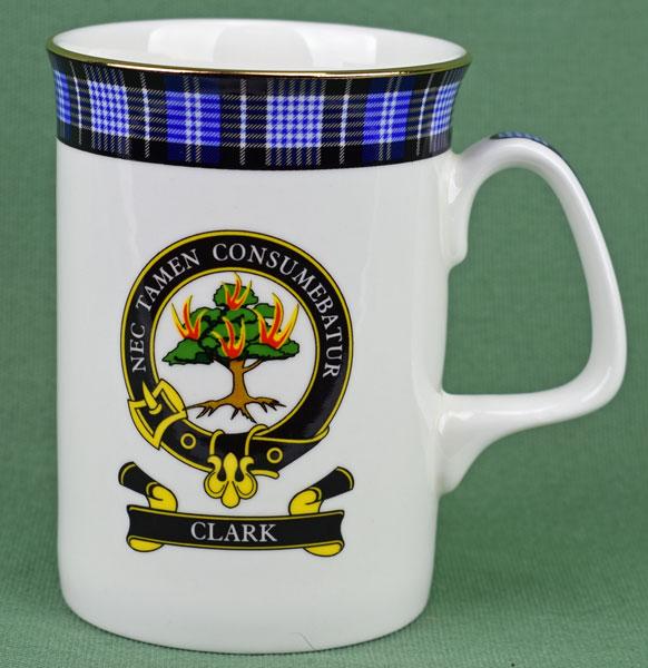Clark Clan Mug