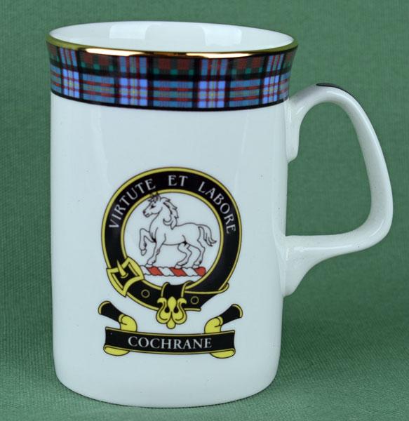 Cochrane Clan Mug