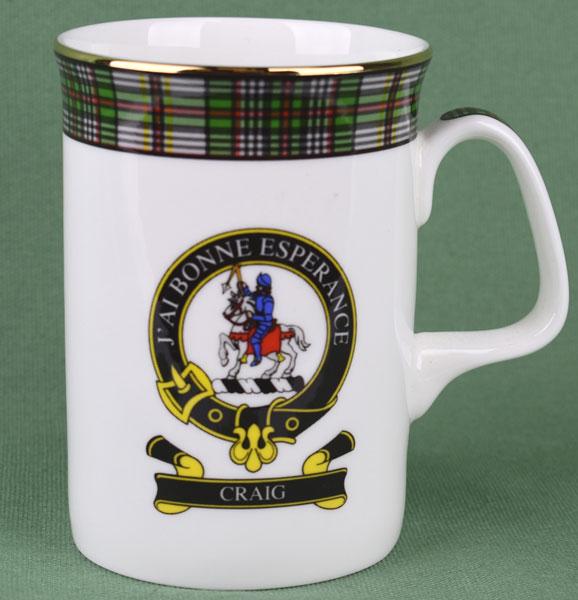 Craig Clan Mug