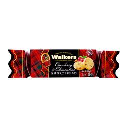 SALE Walkers Cranberry & Clementine Shortbread Christmas Cracker Box - 3.5 oz.