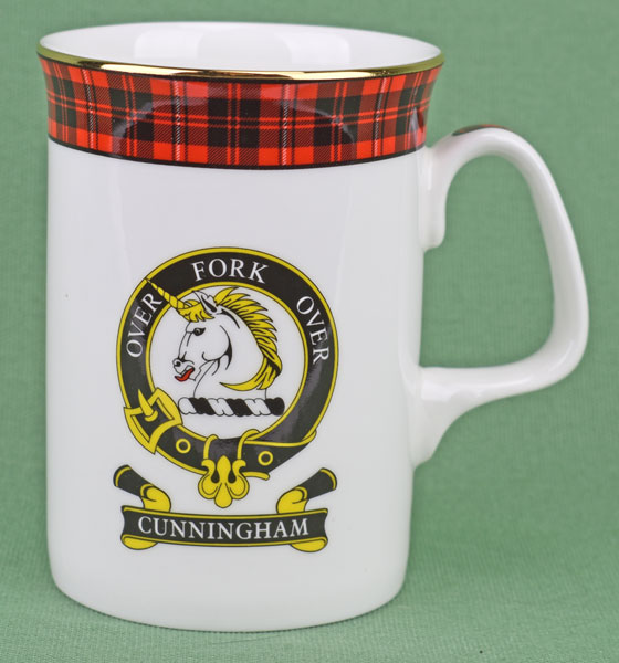 Cunningham Clan Mug