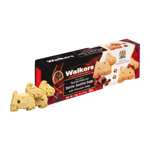 Dottie Scottie Shortbread from Walkers