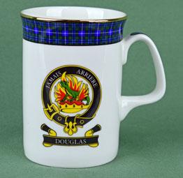 Douglas Clan Mug