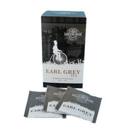 Earl Grey Tea - strong black tea infused with bergamot - Box of 25 teabags