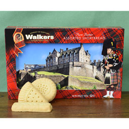 Edinburgh Castle Shortbread Gift Box
